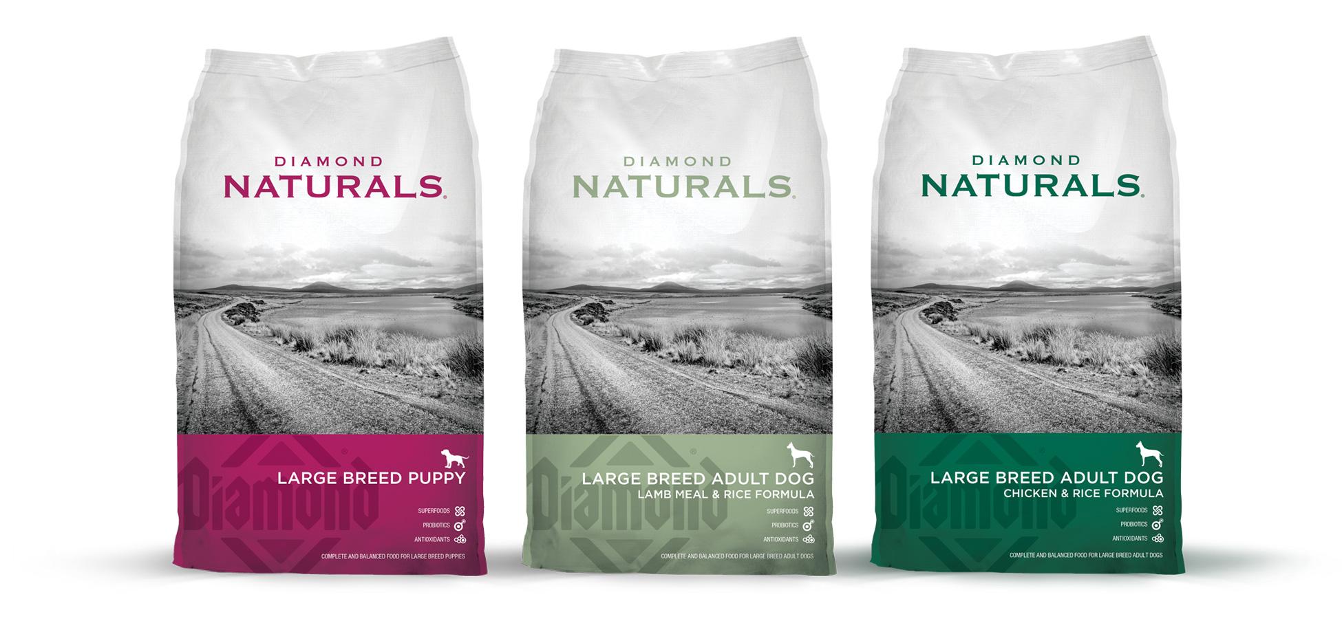 Diamond Naturals Dog Food Retailers